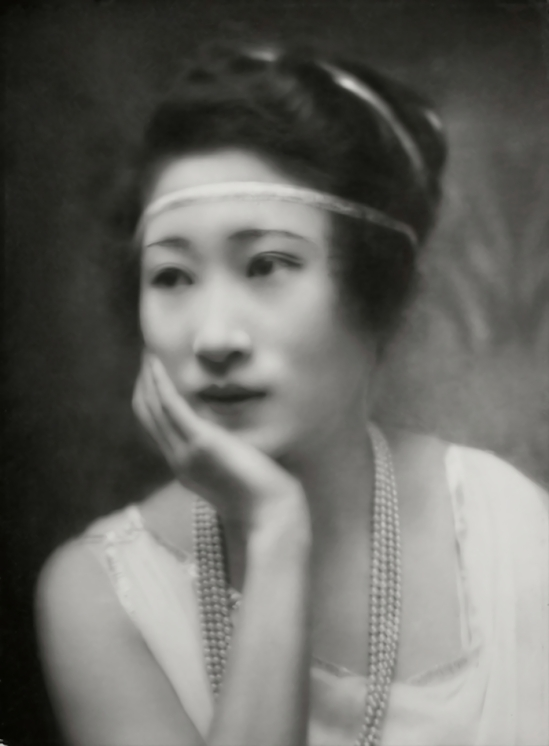 Miss Wellington Koo, Japan, 1921