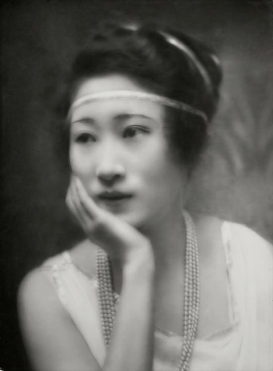 Miss Wellington Koo, Japan, 1921