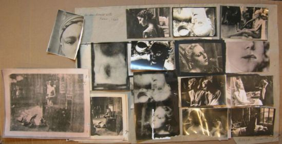 Deborah Turbeville, Ecole Des Beaux Arts, Paris, 1977 ( Collage)