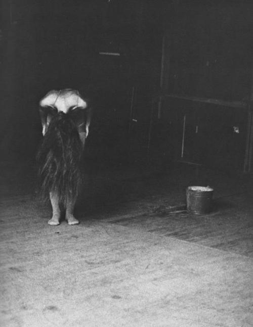 Deborah Turbeville- from Wallflower Deborah; Israel, Marvin; Morgan, Kate Turbeville