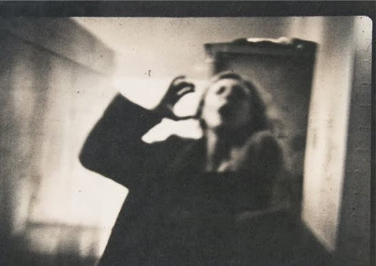 Deborah Turbeville - Self-portrait , 1998