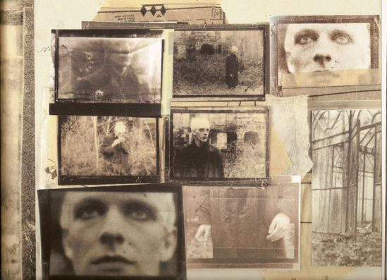 Deborah Turbeville - The glasshouse, from Past Imperfect