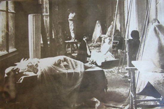 Deborah Turbeville- Unseen Versailles. Introduction by Louis Auchincloss. Doubleday & Co., Garden City, NY, 1981 (4)