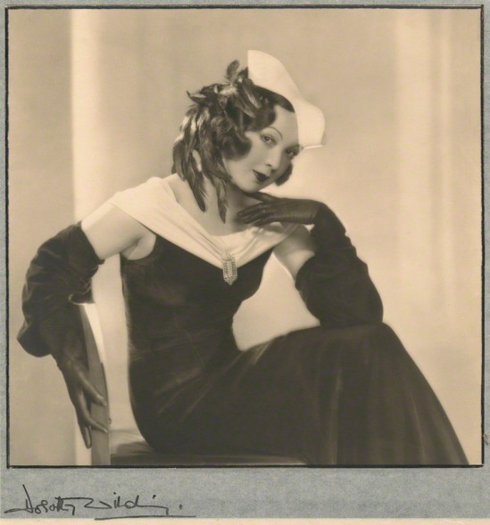 Dorothy Wilding-  Iris , Lady Cameron, 1935 © William Hustler and Georgina Hustler