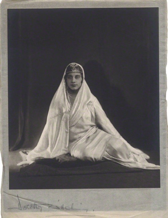 Dorothy Wilding -Maharaj Kumari Sudharani Devi of Burdwan, 1927 © William Hustler and Georgina Hustler