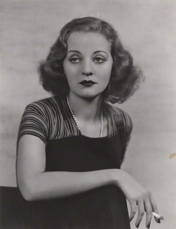 Dorothy Wilding - Tallulah Bankhead,  1934  © William Hustler and Georgina Hustler