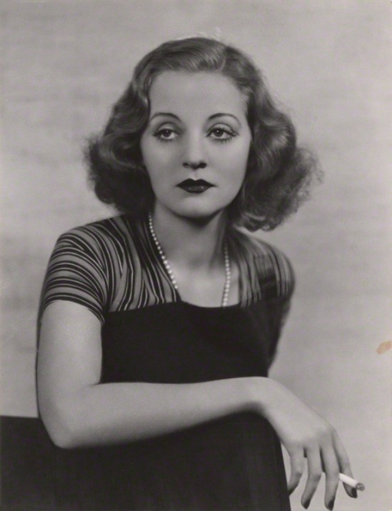Dorothy Wilding - Tallulah Bankhead,  1934  © William Hustler and Georgina Hustler