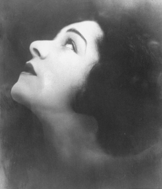 E. O. Hoppé- Alla Nazimova , for Life 1936
