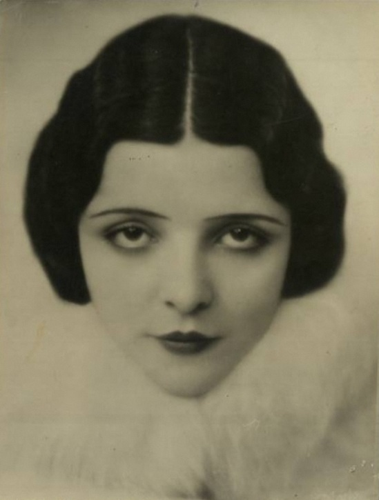 E.O.Hoppé - Mona Maris,Berlin, 1929 for LIFE
