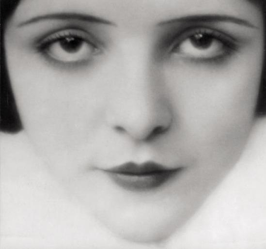 Emil Otto Hoppé –Mona Maris, UFA Studio actress, Berlin, 1929