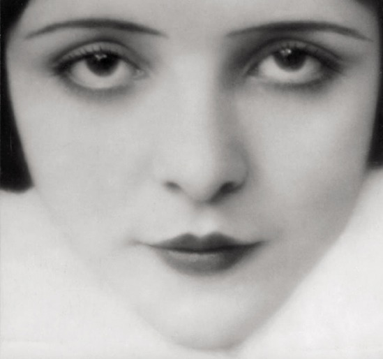 Emil Otto Hoppé –Mona Maris, UFA Studio actress, Berlin, 1929