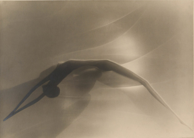 František Drtikol- Bez názvu, ( untitled) cut-uut, 1930-35