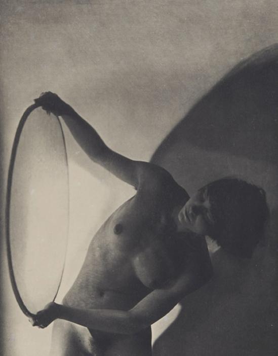 František Drtikol- Planche II, 1929