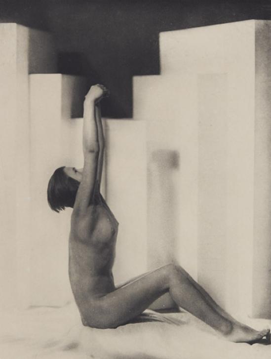 František Drtikol- Planche III, 1929