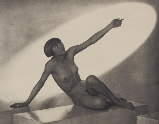 František Drtikol- Planche VI, 1929