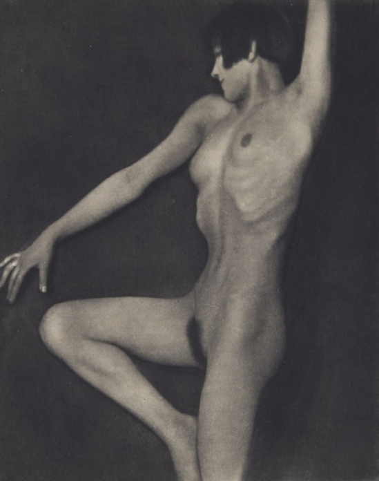 František Drtikol- Planche X, 1929