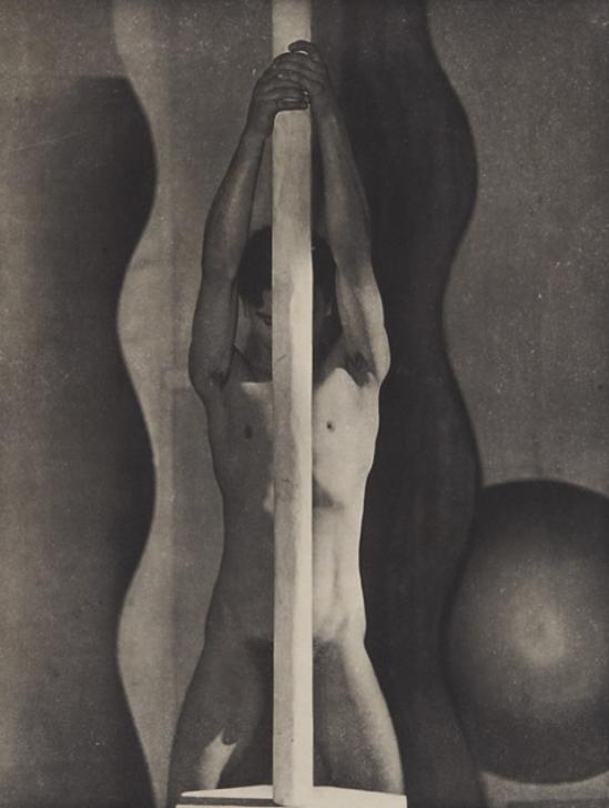 František Drtikol- Planche XII, 1929