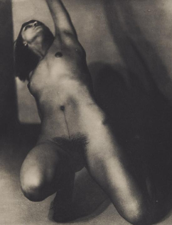 František Drtikol- Planche XIX, 1929