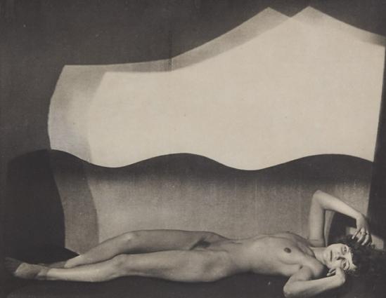 František Drtikol- Planche XVI, 1929