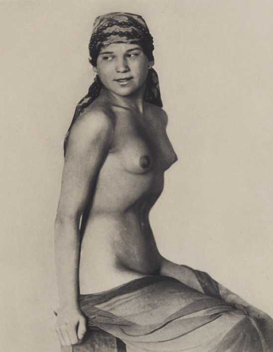 František Drtikol- Planche XXI, 1929