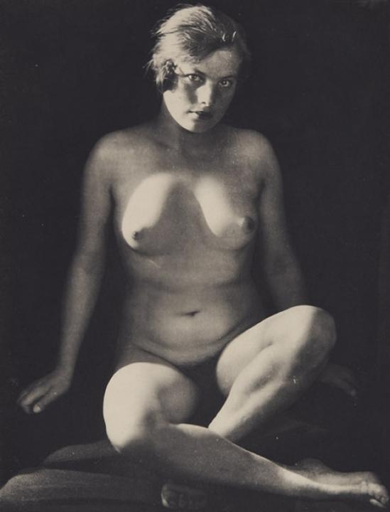 František Drtikol- Planche XXIII, 1929