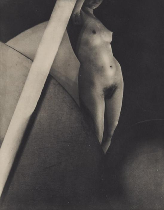 František Drtikol- Planche XXVII, 1929