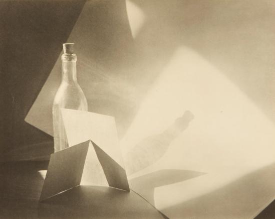 Jaromír Funke – Composition à la bouteille , 1925