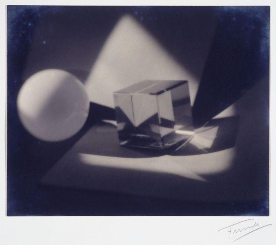 Jaromír Funke, Mezi konstrukcí a emocí, do 19. ledna. Fotografická konstrukce, 1923