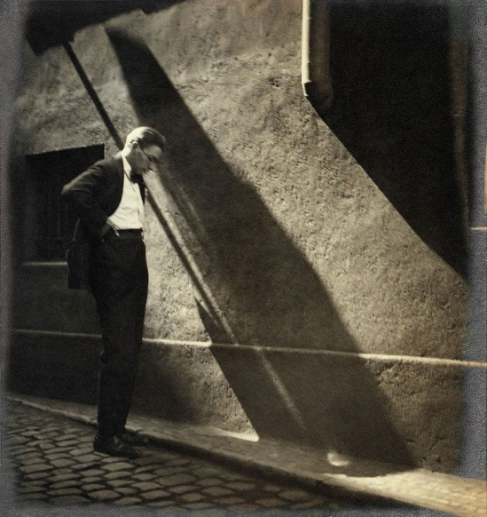 Jaromír Funkeir , Prague, 1928 by Josef Sudek