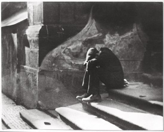 Jaromir Funke Le sommeil incommode, 1922.