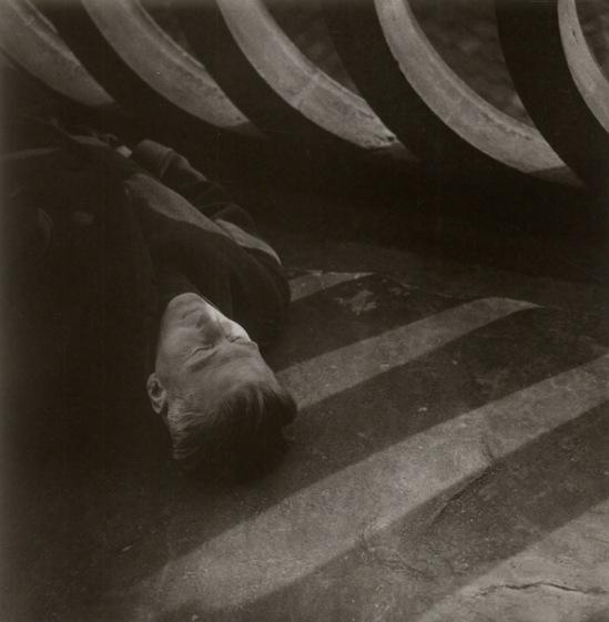 Jaromir Funke -L'homme endormi, portrait de Eugen Wiskovsky, 19261