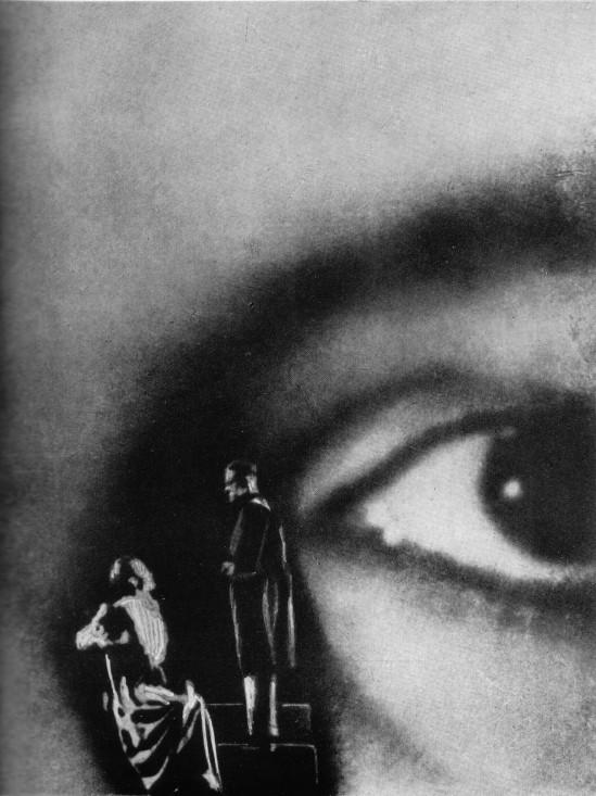 Jaromir Funke - Miroslav Kouřil. Wedekind, Spring Awakening Scene, 1936