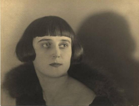 Jaromir Funke- Portrait de Lena, 1929
