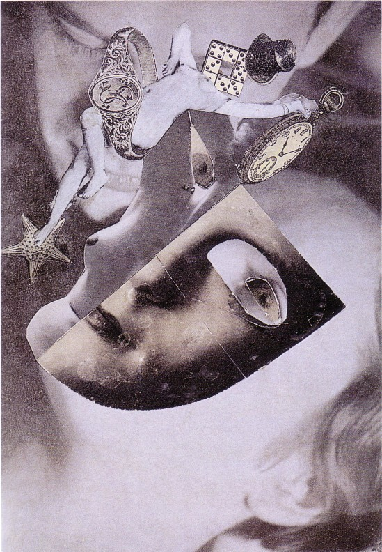 Karel Teige -Collage# 01, 1935 (c) Nachlass Karel Teige