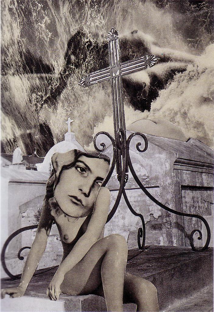 Karel Teige-Collage# 109 , 1939