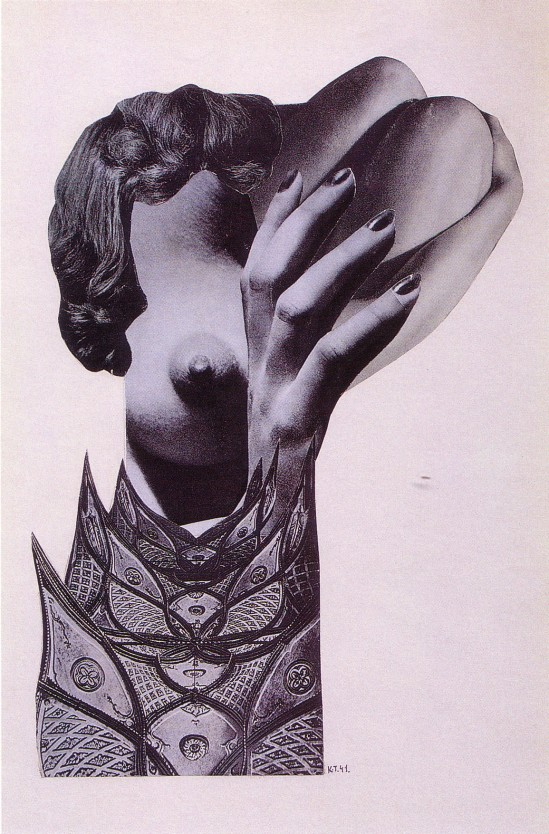 Karel Teige- Collage# 191, 1941