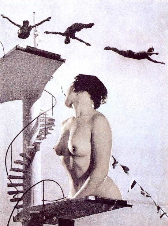 Karel Teige - Collage # 196, 1941
