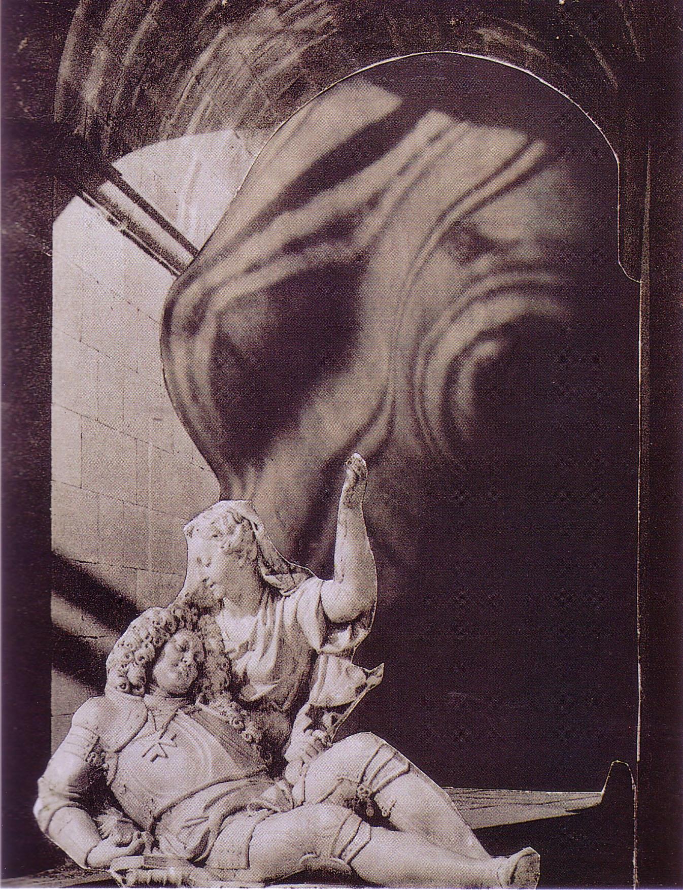 Karel Teige-Collage# 205 , 1941