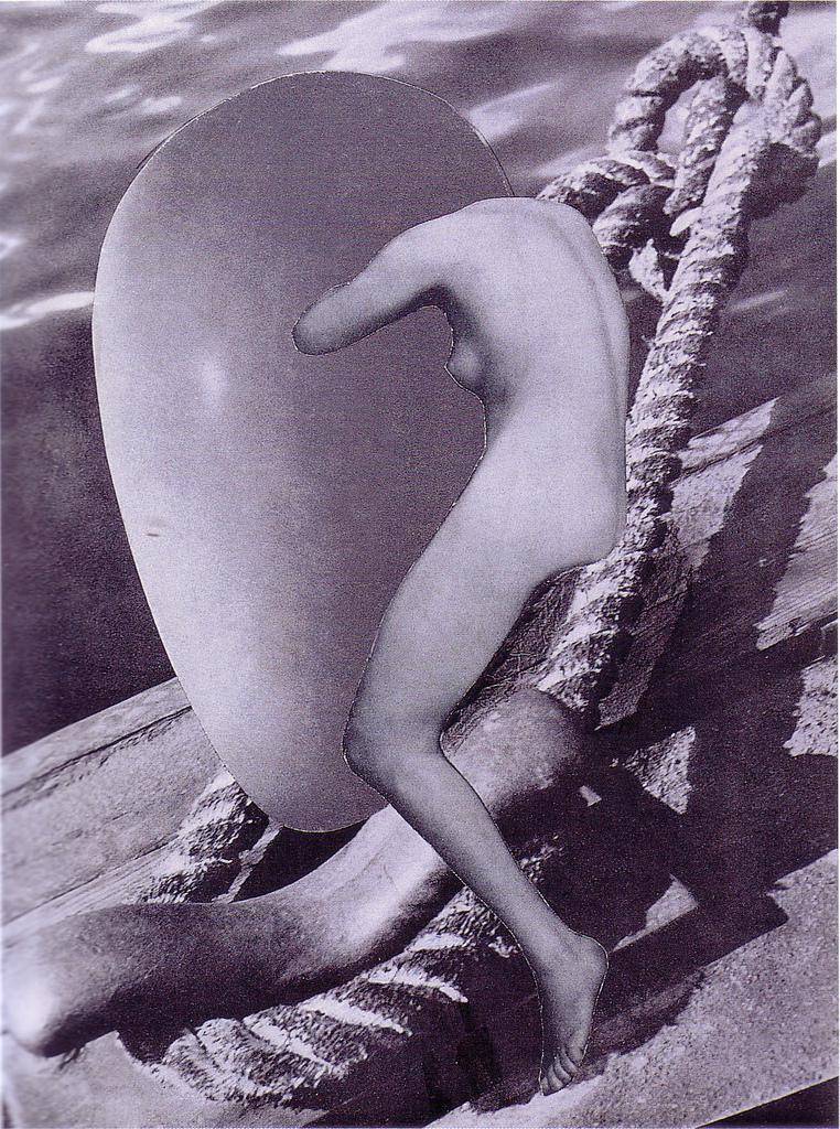 Karel Teige-Collage# 228 , 1942