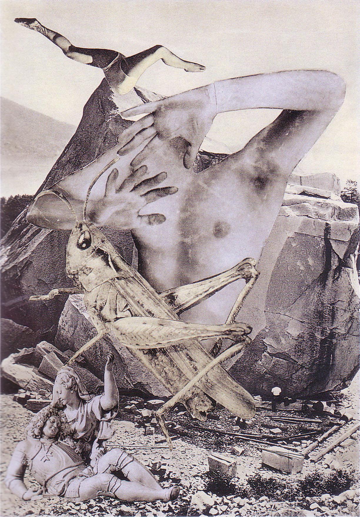 Karel Teige-Collage #239, 1942