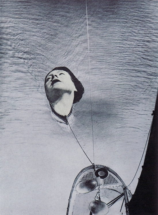 Karel Teige - Collage # 243, 1942