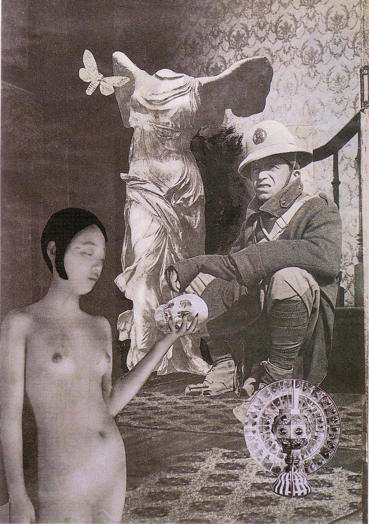 Karel Teige-Collage# 249 , 19342