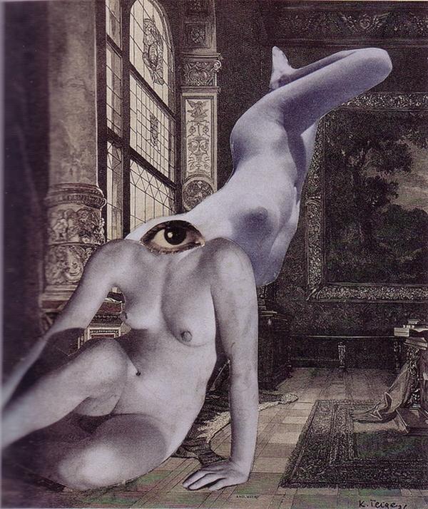 Karel Teige - Collage #27, 1936