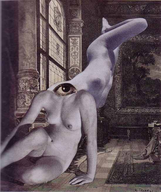 Karel Teige - Collage #27, 1936