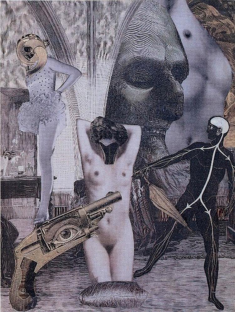 Karel Teige, Collage #28, 1938