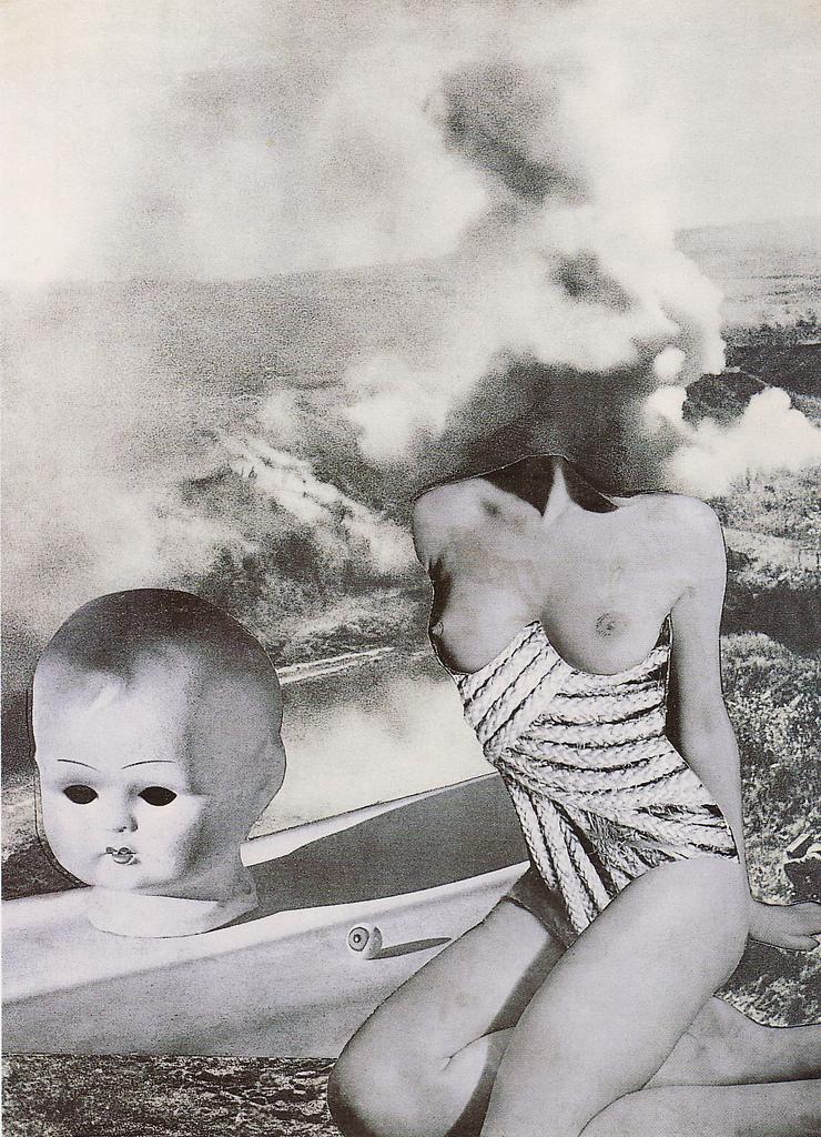 Karel Teige - Collage #286, 1943