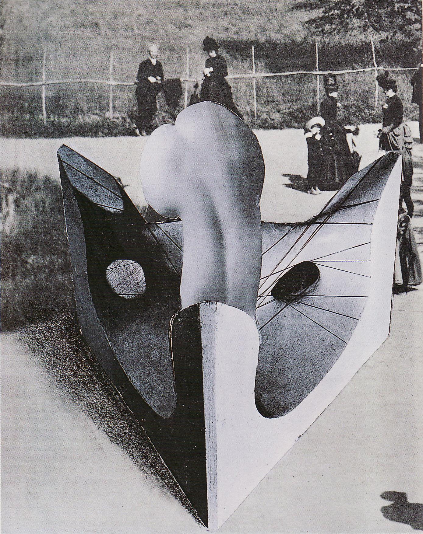 Karel Teige- Collage# 306, 1945. (c) Nachlass Karel Teige