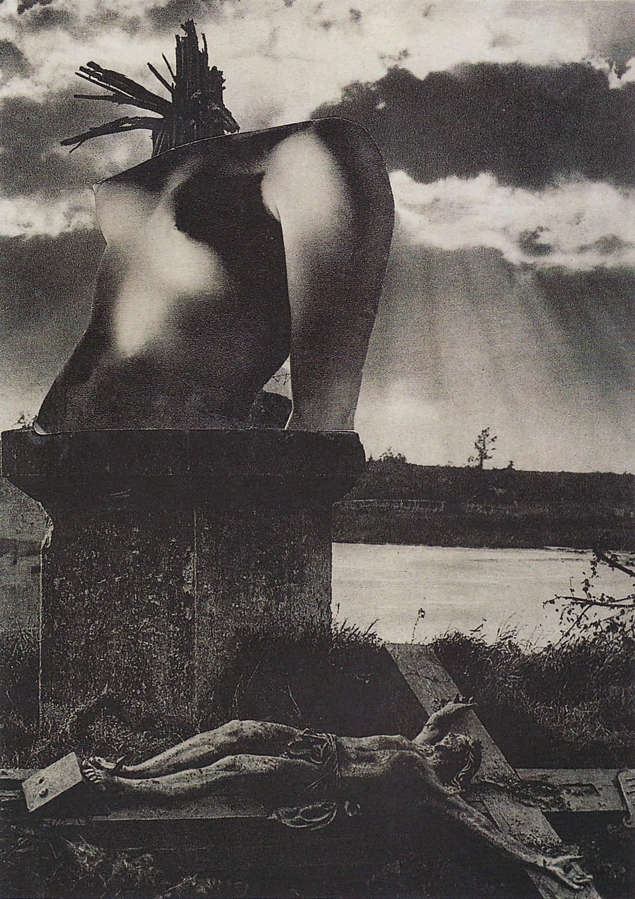 Karel Teige- Collage# 338, 1947.