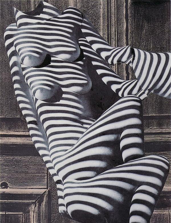 Karel Teige - Collage #350, 1948