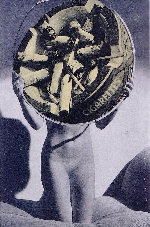Karel Teige -Collage #46 , 1938